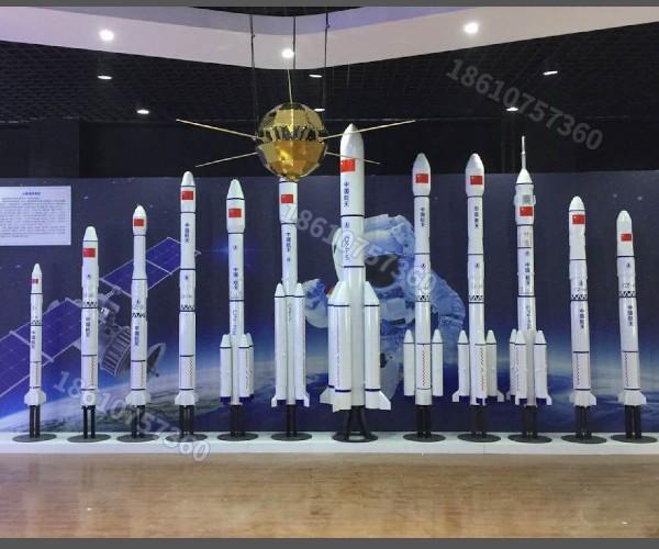 1:25航天火箭模型cz-2F火箭模