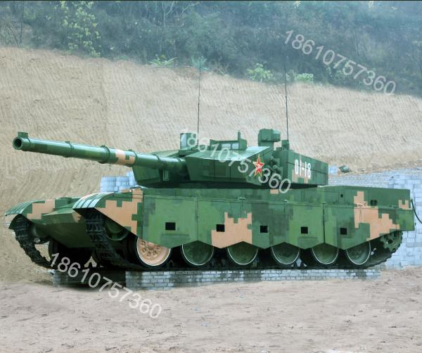 99A坦克模型 坦克模型定制 1:1