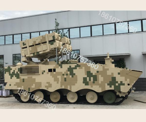 红箭10坦克模型 坦克模型定制 1: